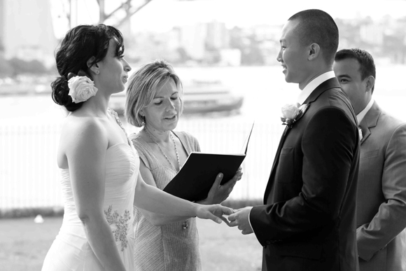 Harbourside wedding 1a